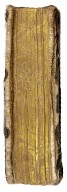 Gilt and gauffered fore-edge, 267306.