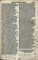 The workes of Geffray Chaucer newly printed, with dyuers workes whiche were neuer in print before: as in the table more playnly dothe appere.