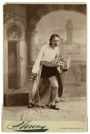Edwin Booth as Iago in Shakespeare's Othello [graphic] / Sarony.