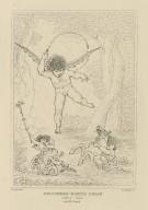Midsummer night's dream, a wood, Puck, act II, scene I [graphic] / [Henry] Fuseli del. ; [William Francis] Starling sc.