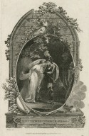 Midsummer-night's dream, act II, sc. III [i.e. 2] [graphic] / Richter, del. ; Walker, sc.