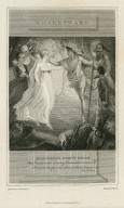 Midsummer's night's dream, Obe.: Sound music, Come my Queen ... act IV, sc. 1 [graphic] / painted by T. Stothard R.A. ; engraved by C. Warren.