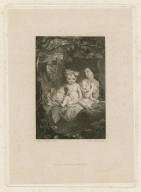 [Midsummer night's dream, act II, sc. 1] [graphic] / Miss L. Sharpe, pinxt. ; John Agar, sculpt.