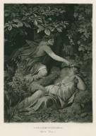 A midsummer night's dream, act IV, Scene I [i.e. II, 2] [graphic].