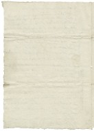 Letter from Gilbert Talbot to Elizabeth Hardwick Talbot, Countess of Shrewsbury