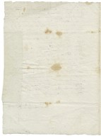 Letter from Gilbert Talbot, Wingfield, to Elizabeth Hardwick Talbot, Countess of Shrewsbury