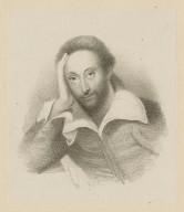 [Shakespeare] [graphic] / [after Zucchero portrait].
