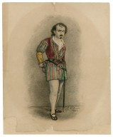 [Edwin Booth as Iago] [graphic] / E.C. Lewis.