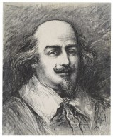 Portrait of Shakespeare [graphic] / Th: Nast.