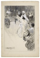 Othello at the Lyric Theatre, 20 Dec. 1902 [graphic] / T. Walter Wilson, R.I.