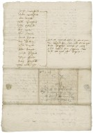 Letter from the Commissioners for Recusants, Stafford, to the Privy Council: Manuscript draft, 1592 September 4.