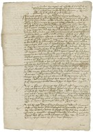 The sundry threatenings and assaults . . . used by Mr. Edward Harcourt, William Crichley, and others against John Creswell, John Congreve, and others