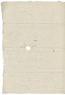 Agreement between Stephen Bagot and Nicholas Beaumont