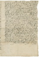 Lease from Elizabeth I, Queen of England to Fulke Greville : copy