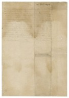 Acquittance from the Dean and Chapter of Norwich to Nathaniel Bacon