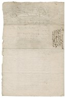 Lady Anne (Bacon) Townshend, as executor of Sir Nathaniel Bacon's will, an accounting in the case of Duncan Knyvett v. Owen Smit