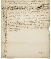 Answer of Sir Edwin Rich in Sir John Rous, bart., v. Sir Edwin Rich