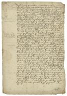 Letters of the Privy Council [manuscript], 1545-1621.
