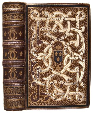 Front cover and spine, 227-140q.