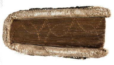 Gilt and gauffered edges, STC 2689 copy 2.