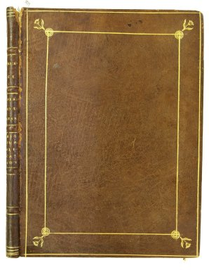 Front cover and spine, STC 18375.