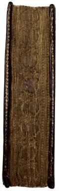 Fore edge, STC 23846.