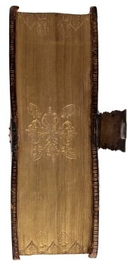 Gilt and gauffered fore-edge, STC 4422 copy 2.