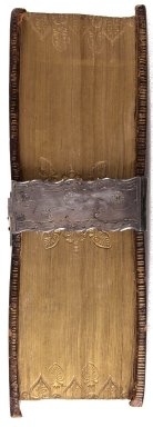 Gilt and Gauffered fore-edge and clasp, STC 4422 copy 2.