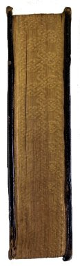 Fore-edge, PA6284 A3 1522 cage.