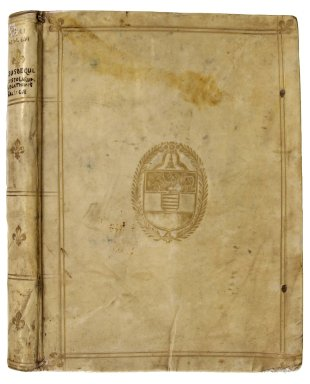 Front cover and spine, 170453.