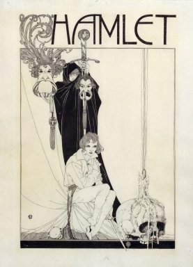 Hamlet [a set of 121 original drawings] [graphic] / John Austen.