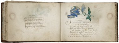 Octonaries upon the vanitie and inconstancie of the world, [by A. de la Roche Candieu] [manuscript]