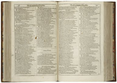 Works. 1623] Mr. William Shakespeares comedies, histories, & tragedies : published according to the true originall copies.
