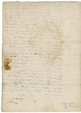 Letter from Henry Hastings, Earl of Huntingdon, York, to Avery Copley and Robert Key