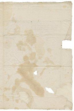 Letter from William Kniveton, from court, to Elizabeth Hardwick Talbot, Countess of Shrewsbury, Hardwick