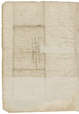 Letter from Elizabeth (Leake) Leche, Harstoft, Derbyshire, to Elizabeth Leche