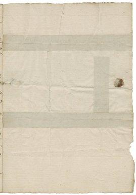 Letter from John Lenton, to Elizabeth Hardwick Talbot, Countess of Shrewsbury