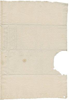 Letter from Lady Frances Pierrepont, Holme, Pierrepont, Nottinghamshire, to Elizabeth Hardwick Talbot, Countess of Shrewsbury