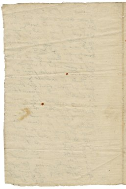 Letter from unidentified correspondent, Carige, to Lady Elizabeth St. Loe