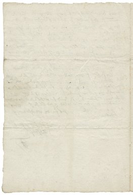 Letter from George Talbot, Earl of Shrewsbury, Ashton (Aston), Derbyshire, to Elizabeth Hardwick Talbot, Countess of Shrewsbury