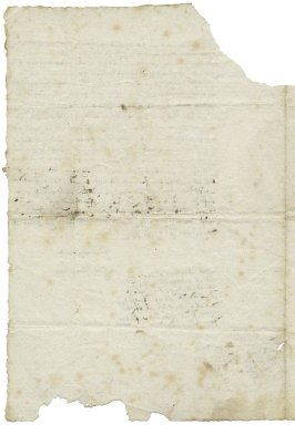Letter from Gilbert Talbot, Earl of Shrewsbury, the court at Theobalds, to Thomas Smethwicke