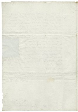 Letter from Mary Talbot, Countess of Shrewsbury, Sheffield Lodge, to Elizabeth Hardwick Talbot, Dowager Countess of Shrewsbury