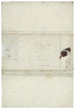 Letter from Mary Talbot, Countess of Shrewsbury, Sheffield Lodge, to Elizabeth Hardwick Talbot, Dowager Countess of Shrewsbury