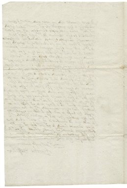 Letter from Lady Dorothy Stafford, Westminster, to Elizabeth Hardwick Talbot, Dowager Countess of Shrewsbury
