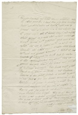 Letter from Francis Talbot, from court, to George Talbot, Earl of Shrewsbury