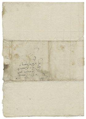 Letter from Richard Topcliffe, Rycote, Oxfordshire, to Elizabeth Hardwick Talbot, Countess of Shrewsbury