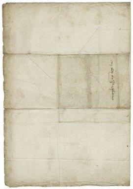 Memorandum of George Talbot, Earl of Shrewsbury, for the debt owed to John Keye of Benshawe, Yorkshire and his son