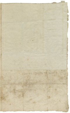 """Letter from George Barnby, Gunthwaite, Yorkshire to Sir Thomas Wentworth, bart., at """"his Lodgings at mistress wentworths a widdow in Swan alley in Colemantreete"""""""