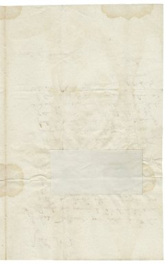 Letter from Sir John Gibson to Sir Henry Slingsby