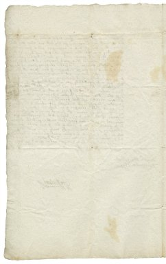Letter from Sir George Marwood, bart., London, to Sir Henry Slingsby, Red House